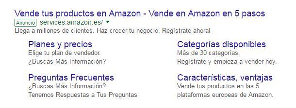 Vendor de Amazon