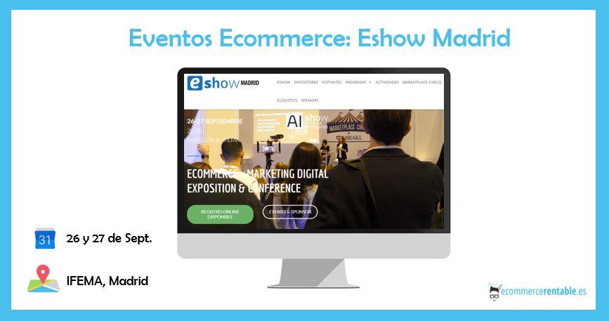 Eventos comercio electrónico