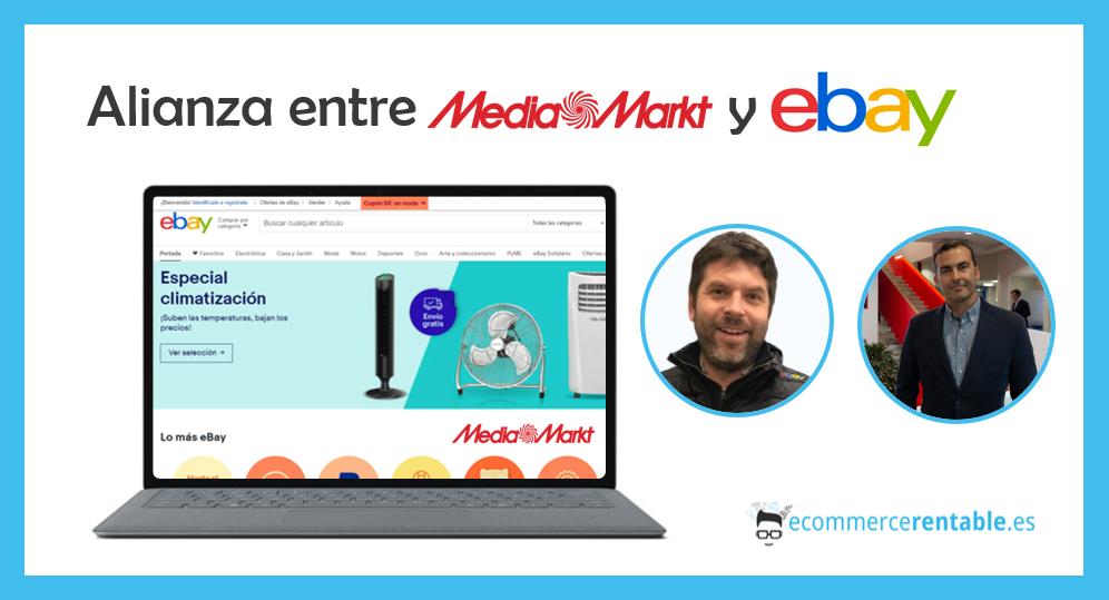 alianza entre mediamarkt y ebay