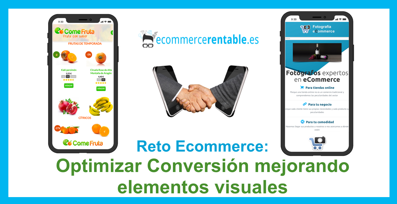 reto visual ecommerce
