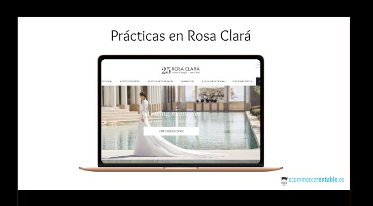 Marketing Digital en Rosa Clará