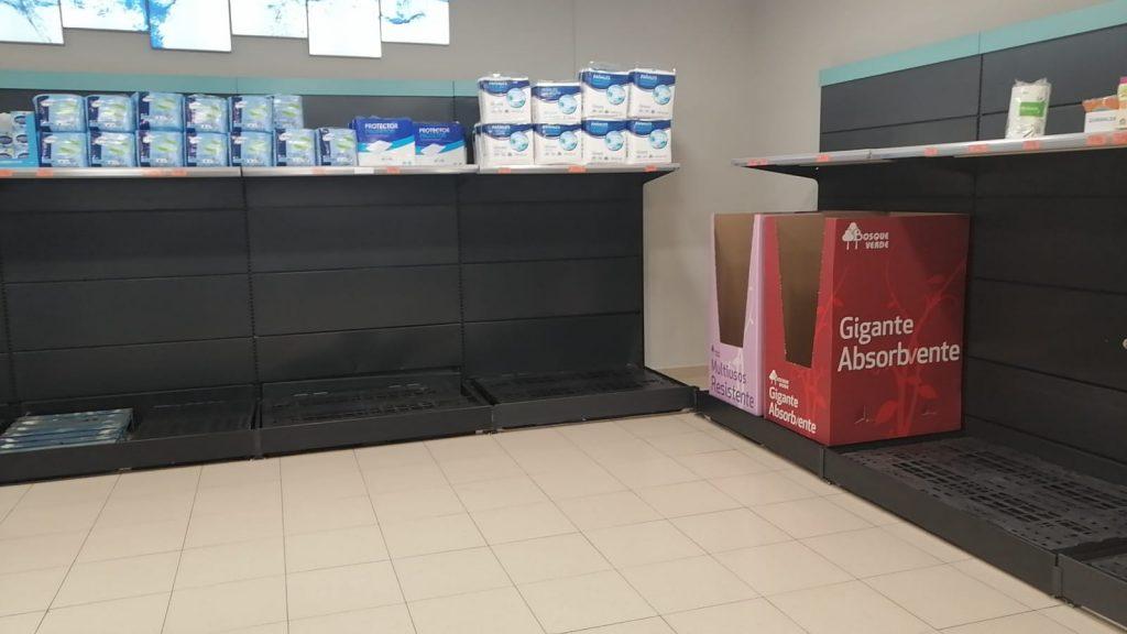 mercadona ecommerce coronavirus