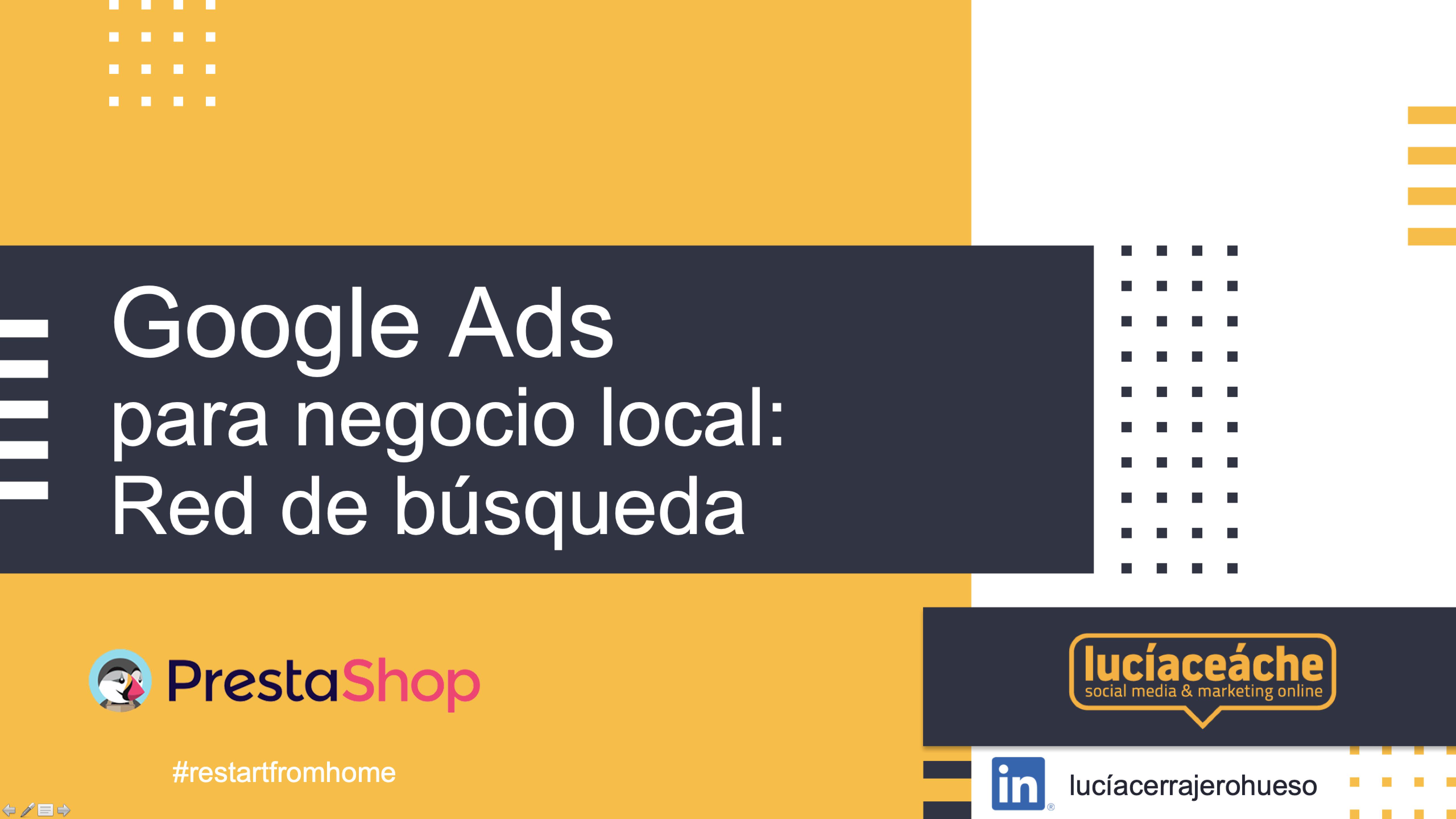 Google Ads negocio local