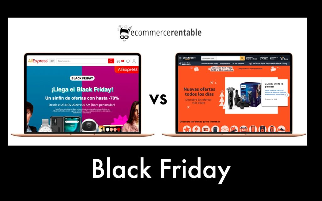 amazon vs alibaba black friday ecommerce