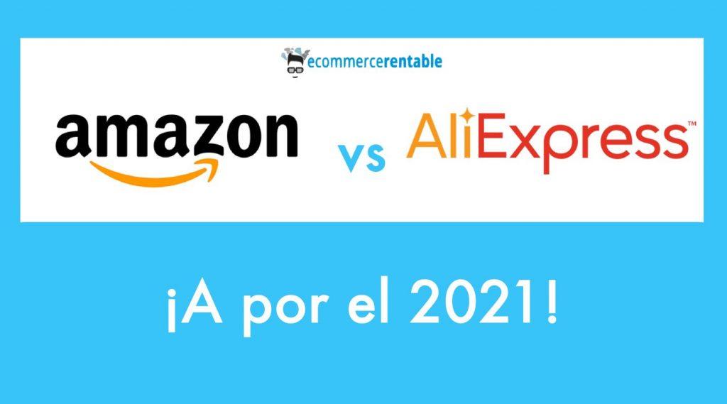 amazon vs aliexpress 2021 ecommerce